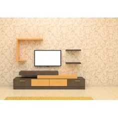 Chadiza TV Unit with Laminate Finish