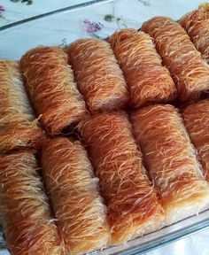 Greek Sweets, Greek Desserts, Greek Recipes, Cookbook Recipes, Cooking Recipes, Food Network Recipes, Food Processor Recipes, Greek Pastries, The Kitchen Food Network