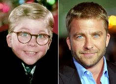 I think it's fair to say time has been good to Ralphie (Peter Billingsley) from A Christmas Story.