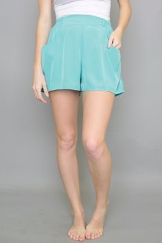 isle be there shorts in blue