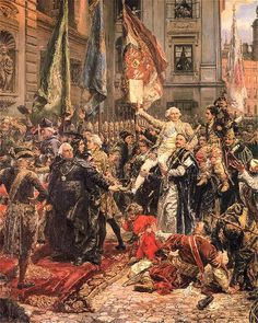 Konstytucja 3 maja 1791 roku (fragment)