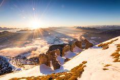 Bildergebnis für winter dobratsch Mount Everest, Mountains, Nature, Travel, Landscape, Pictures, Naturaleza, Viajes, Destinations