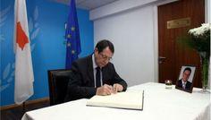 Karavanas The Blog: Το τελευταίο αντίο λέει η Κύπρος στον υπουργό Αμυν...