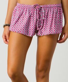 Take a look at this Pink Diamond Lou Boardshorts on zulily today!
