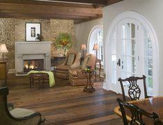 Historic Charleston Renovation Living Room - traditional - living room - atlanta - LS3P | Neal Prince Studio