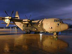 C130J Hercules in Bardufoss