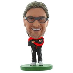 J& Klopp Liverpool FC SoccerStarz Mini Soccer Figure Officially Licensed (Ships from USA) Liverpool Fc, Juergen Klopp, European Soccer, Sports Clubs, Champions League, Mini, Squad, Ebay, Shopping