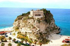 24 Angelic Places That You Must Visit in Your Life, Tropea Province of Vibo Valentia Italy