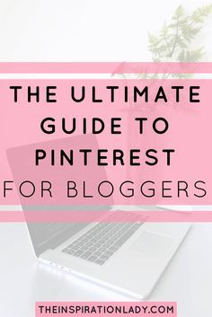 If you're struggling to promote your blog with Pinterest, this post is for you…