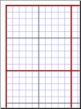 Usefull site to download grid paper,  for example to transfer scaled patterns to real size