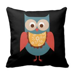 >>>Cheap Price Guarantee          Retro Folk Art Owl Pillows           Retro Folk Art Owl Pillows lowest price for you. In addition you can compare price with another store and read helpful reviews. BuyDeals          Retro Folk Art Owl Pillows please follow the link to see fully reviews...Cleck Hot Deals >>> http://www.zazzle.com/retro_folk_art_owl_pillows-189187334277343747?rf=238627982471231924&zbar=1&tc=terrest