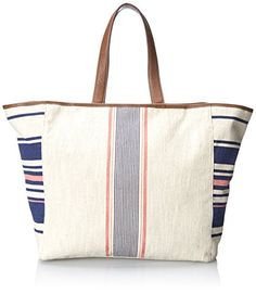 Splendid Crystal Cove Shoulder Bag, Multi Stripe, One Size * Details can be found by clicking on the image.