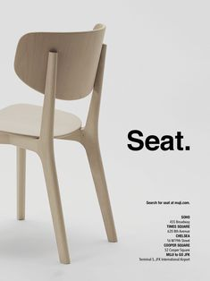 Chair Design Ideas Woodworking is a multifaceted craft that can result in many beautiful and useful pieces. Layout Design, Web Design, Graphic Design, Furniture Ads, Unique Furniture, Furniture Design, Furniture Buyers, Furniture Cleaning, Kitchen Furniture