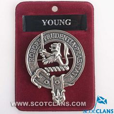 Young Clan Crest Cap