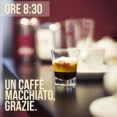 CAFFE' MAURO-COFFEE TIME-ESPRESSO MACCHIATO