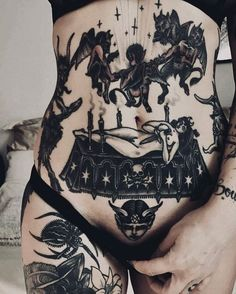 Tattoos: Pinterest: Linell