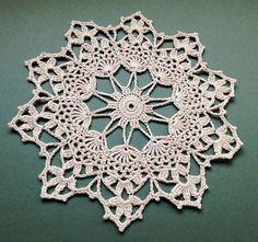Country Starlet pattern by Patrizia Pisani