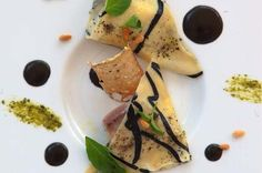 """Chef Stephane Mazieres, """"Grand Chef Relais & Chateaux"""", is a culinary artist known for his accomplished cuisine"""