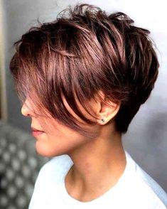 Cute Short Haircuts for Women 2019 - Short hairstyles for many women have a Cute S. 40 Cute Short Haircuts for Women 2019 - Short hairstyles for many women have a v., 40 Cute Short Haircuts for Women 2019 - Short hairstyles for many women have a v. Pixie Haircut For Thick Hair, Thin Hair Cuts, Short Hairstyles For Thick Hair, Cute Short Haircuts, Haircuts For Fine Hair, Curly Hair Styles, Hairstyles Haircuts, Medium Hairstyles, Haircut Short