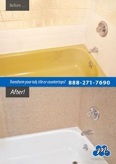 your tub save thousands with bathtub refinishing by miracle method