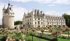 On the France Through the Ages tour you will get to visit Château Chenonceau, considered by some to be the most romantic château in the area.