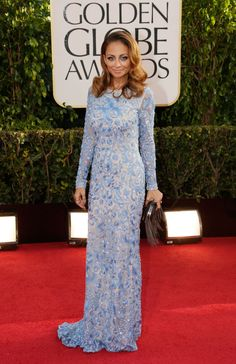 Nicole Richie at the 2013 Golden Globes #GoldenGlobes #RedCarpet
