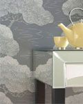 Pines wallpaper from Little Greene Paint Company