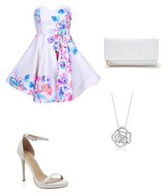 """""""Sunday evening"""" by livfaith080412 ❤ liked on Polyvore featuring GUESS and BERRICLE"""