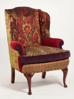 Salmagundi 2013 Collection Tall U0026 Lean Wing Chair