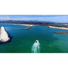 Isn't she a beauty?   Ventura Harbor image by www.instagram.com/gobbellmedia #venturaharbor #ocean #ventura #venturalife #downtownventura