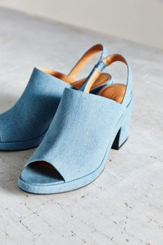 Florence Slingback Heel - Urban Outfitters