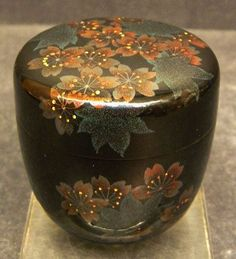 Tea Caddy (Natsume)