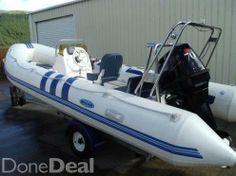 RIB Boat for sale