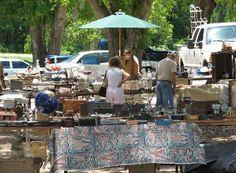 Antiques Fair Renningers Antique Center Mount Dora, Florida