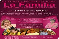 Congreso profético para la familia