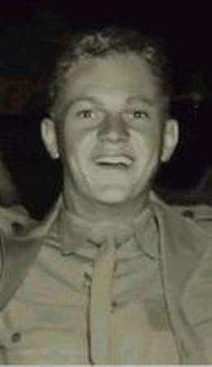 Steve McQueen in the Marine Corps, ca 1947-50