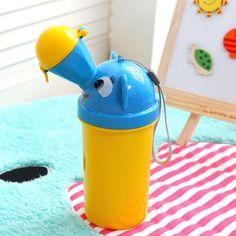 734762b226e160 Schlanke Baby Kinderwagen Stück Tragbare Urinal Neue Kinder Jungen Mädchen  Eimer Töpfchen Toliet Aus Kinderwagen Zubehör