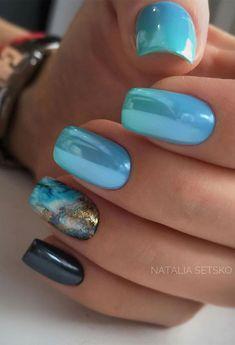 Cute Nail Art Designs, Beautiful Nail Designs, Acrylic Nail Designs, Acrylic Nails, Toe Nail Designs Summer, Nail Art Ideas For Summer, Bright Nails For Summer, Nail Designs Toenails, Bright Colored Nails