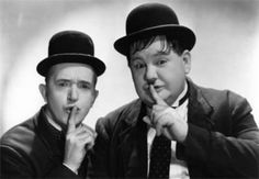 It's Friday so that means Laurel & Hardy time! / Comedy Genuis Stan Laurel and Oliver Hardy For more from the movies head over to:. Laurel And Hardy, Stan Laurel Oliver Hardy, Classic Hollywood, Old Hollywood, Photo Star, Comedy Duos, Classic Comedies, Turner Classic Movies, Classic Tv