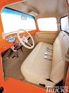 1210cct 09 O +1959 Chevrolet Apache+interior