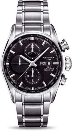 Certina Watch DS-1 Chrono Automatic