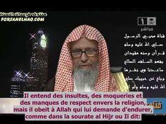 L'avis de l'Islam sur Charlie Hebdo - YouTube (al fawzan)