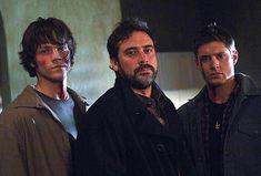 Supernatural Jeffrey Dean Morgan