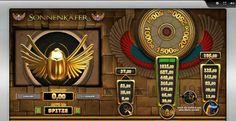 Die alte Merkur Magie, ja die kennen wir alle und auch wenn Gauselmann immer ein bisschen streng nach Spielhalle riecht, sind bei diesem Hersteller für deutsche Spielautomaten zumindest verlässlich hohe Auszahlungsquoten gesichert. Ein neuer Slot trägt dieser Tage nun den Namen Sonnenkäfer und bringt ein zweifellos besonderes Konzept in die Online Casinos, was wir uns