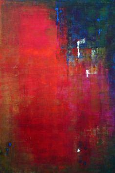"""Saatchi Art Artist Ana Elisa Benavent; Painting, """"Face Me"""" #art"""