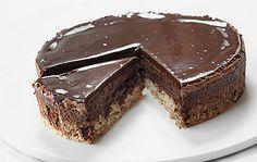 רביבה וסיליה  - עוגת שוקולד ואגוזים מתאים לפסח ניצול חלבונים