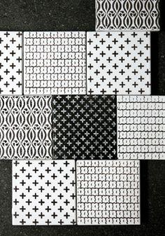 Pattern mix.