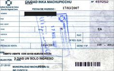 Check availability of Machu Picchu passes at Tucan Travel