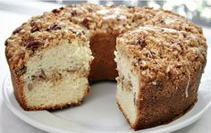 Gluten Free Cinnamon Streusel Coffee Cake Recipe From Betty Crocker Sour Cream