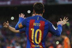 Món Esport   El Barça goleja a la festa de Messi (7-1)   BARÇA, 26/04/2017